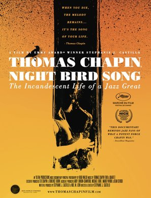 Thomas Chapin, Night Bird Song: The Incandescent Life of a Jazz Great