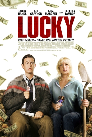 Lucky - Movie Poster (thumbnail)