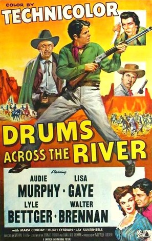 Drums Across the River - Movie Poster (thumbnail)