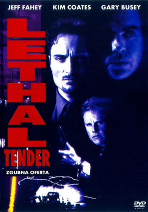 Lethal Tender - Polish Movie Cover (thumbnail)