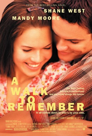 A Walk to Remember - Movie Poster (thumbnail)