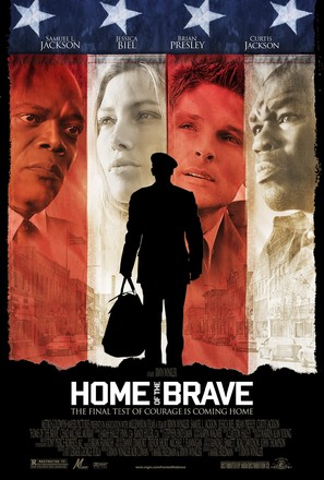 Home of the Brave - Movie Poster (thumbnail)