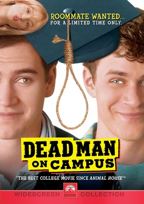 Dead Man on Campus - DVD cover (thumbnail)