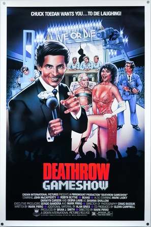 Deathrow Gameshow - Movie Poster (thumbnail)