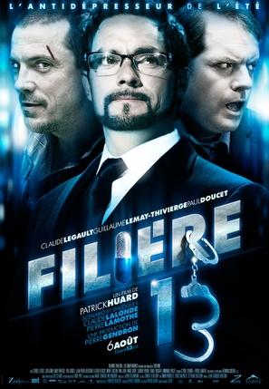 Filière 13 - Canadian Movie Poster (thumbnail)