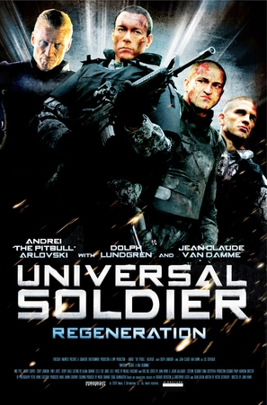 Universal Soldier: Regeneration - Movie Poster (thumbnail)