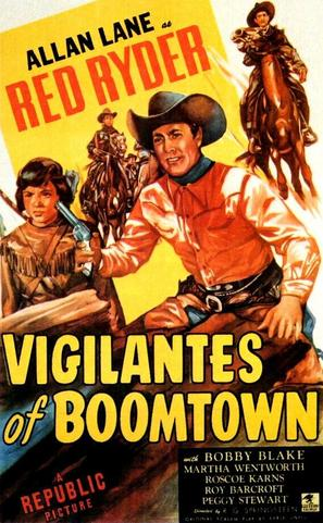 Vigilantes of Boomtown