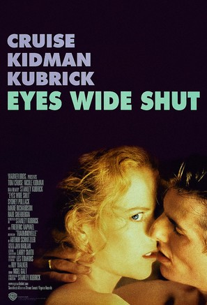 Eyes Wide Shut - Movie Poster (thumbnail)