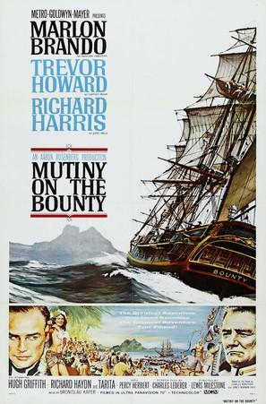 Mutiny on the Bounty - Movie Poster (thumbnail)