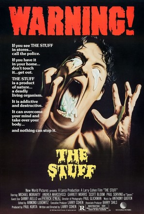 The Stuff - Movie Poster (thumbnail)