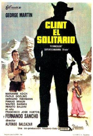 Clint el solitario
