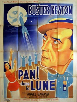 Moderno Barba Azul, El - French Movie Poster (thumbnail)