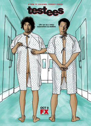 """Testees"" - Movie Poster (thumbnail)"