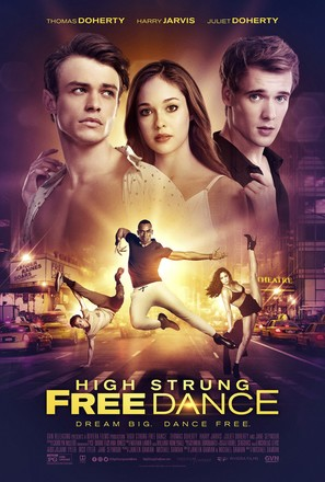 High Strung Free Dance - Movie Poster (thumbnail)
