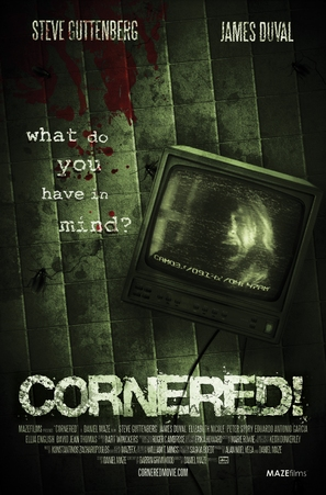 Cornered! - Movie Poster (thumbnail)