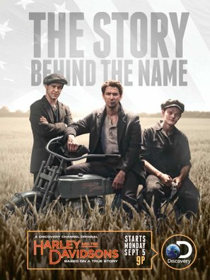 Harley and the Davidsons - Movie Poster (thumbnail)
