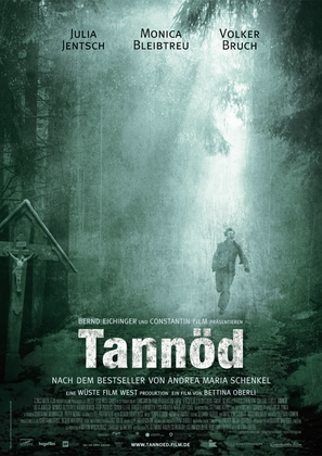 Tannöd - German Movie Poster (thumbnail)