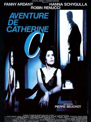 Aventure de Catherine C. - French Movie Poster (thumbnail)