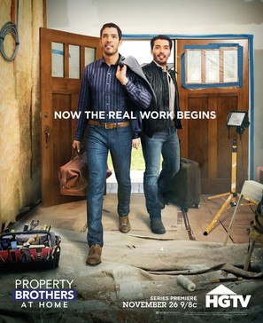 """""""Property Brothers at Home"""" - Movie Poster (thumbnail)"""