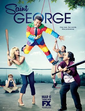 """Saint George"" - Movie Poster (thumbnail)"