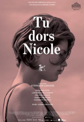 Tu dors Nicole - Canadian Movie Poster (thumbnail)