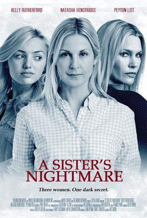 A Sister's Nightmare - Canadian Movie Poster (thumbnail)