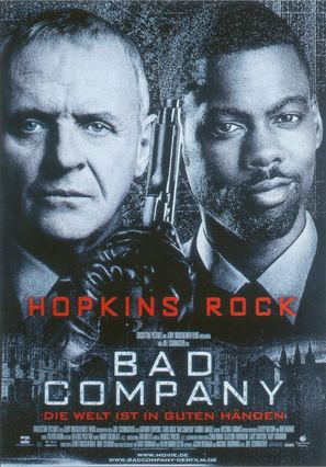 Bad Company - German Movie Poster (thumbnail)