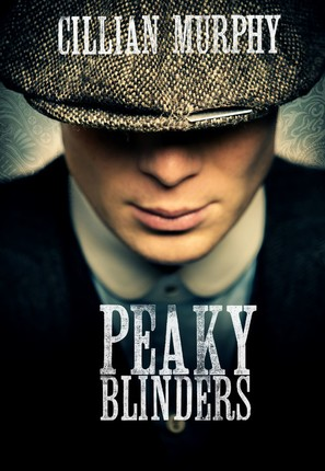 """Peaky Blinders"" - British Movie Poster (thumbnail)"