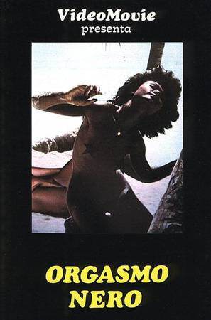 Orgasmo nero - VHS cover (thumbnail)