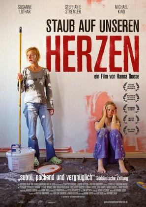 Staub auf unseren Herzen - German Movie Poster (thumbnail)