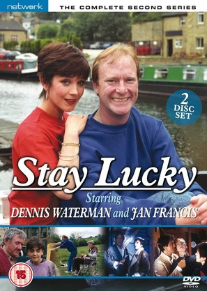 """Stay Lucky"" - British DVD cover (thumbnail)"