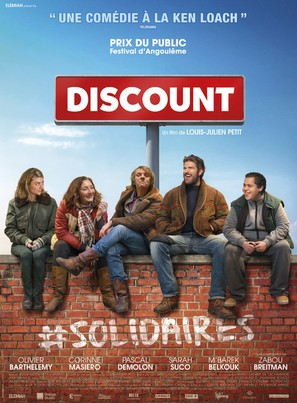 Discount - French Movie Poster (thumbnail)
