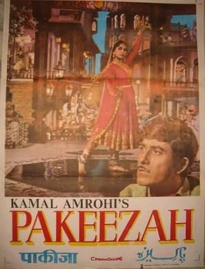 Pakeezah - Indian Movie Poster (thumbnail)