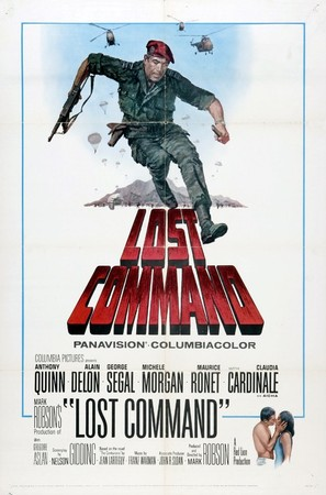 Lost Command - Movie Poster (thumbnail)