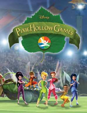 Pixie Hollow Games - Movie Poster (thumbnail)
