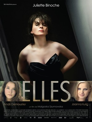 Elles - French Movie Poster (thumbnail)
