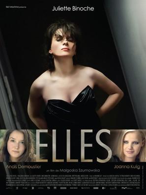 Elles - French Movie Poster (thumbnail)