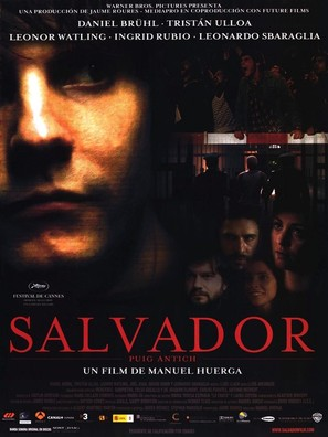 Salvador - Spanish Movie Poster (thumbnail)