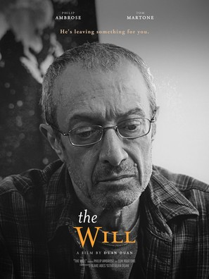 The Will - Movie Poster (thumbnail)