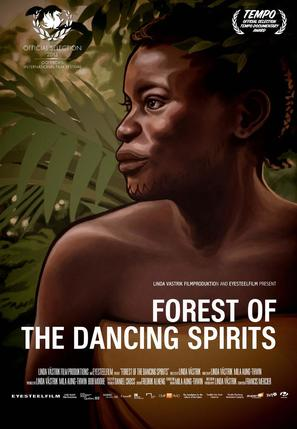 Forest of the Dancing Spirits - Canadian Movie Poster (thumbnail)