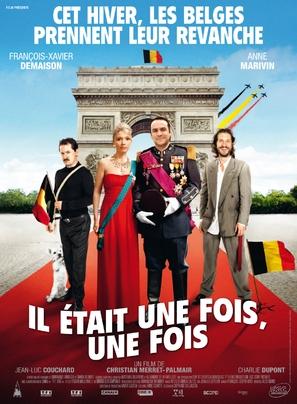 Il était une fois, une fois - French Movie Poster (thumbnail)