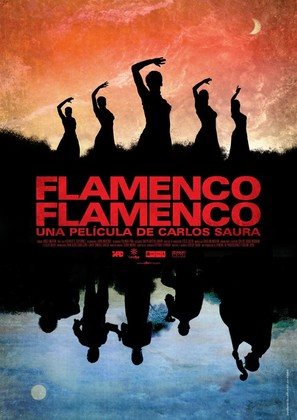 Flamenco, Flamenco - Spanish Movie Poster (thumbnail)