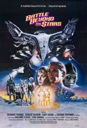 Battle Beyond the Stars - Movie Poster (thumbnail)