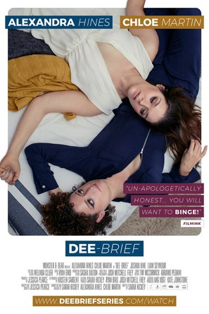"""Dee-Brief"" - Australian Movie Poster (thumbnail)"