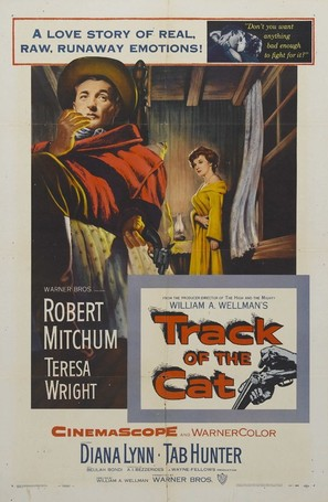 Track of the Cat - Movie Poster (thumbnail)