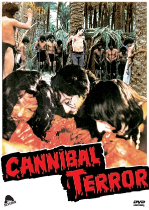 Terreur cannibale - Movie Cover (thumbnail)