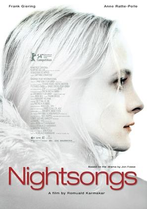 Nacht singt ihre Lieder, Die - Movie Poster (thumbnail)