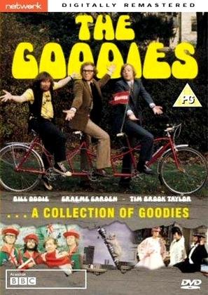 """The Goodies"" - British DVD movie cover (thumbnail)"