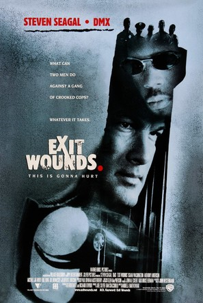Exit Wounds - Movie Poster (thumbnail)