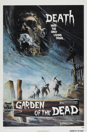 Garden of the Dead - Movie Poster (thumbnail)
